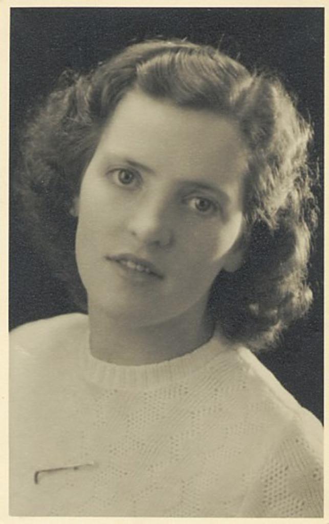 Mariet Weekers 1947-48