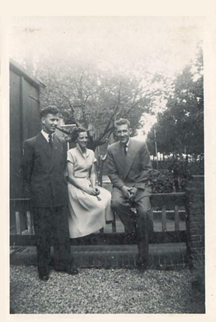 Gerrit, Mariet & Sef