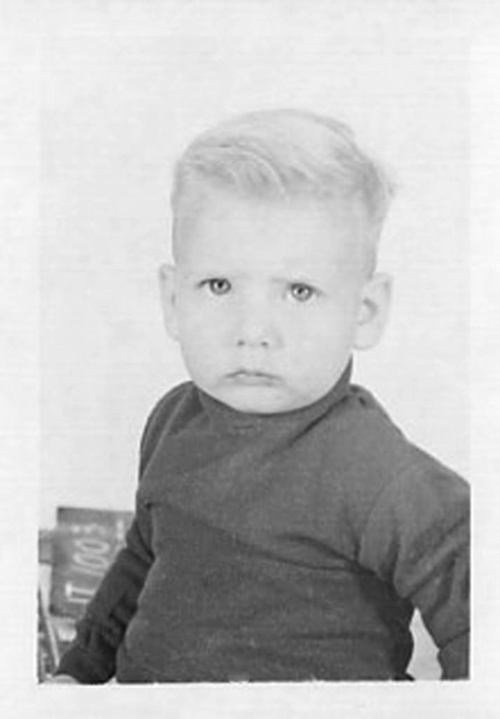 Michael (1 and a half yrs.)