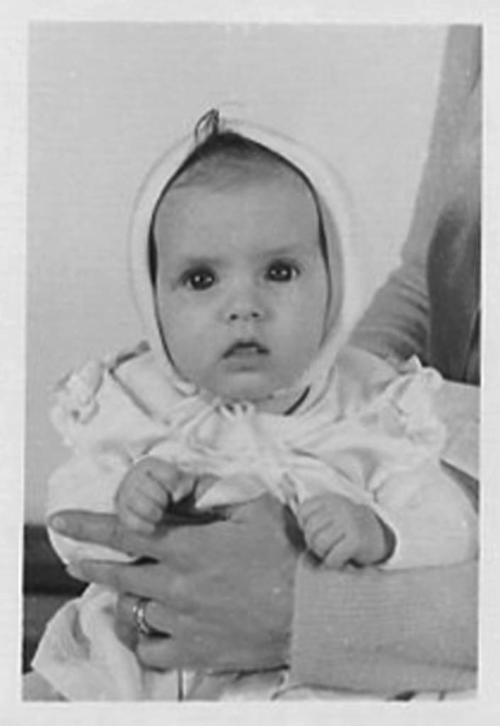 1960 - Charlotte (3 mos.)