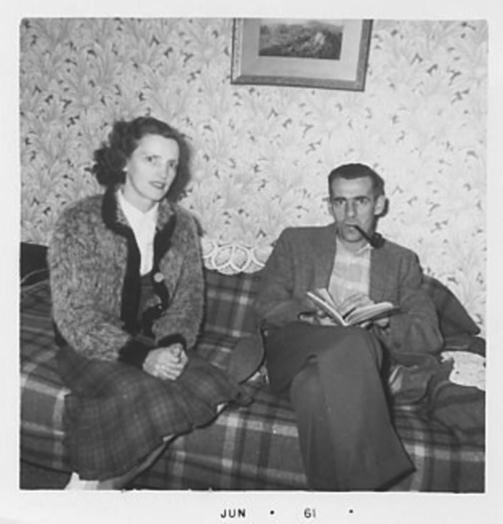1961 - Poorman Reserve - Mom & Dad