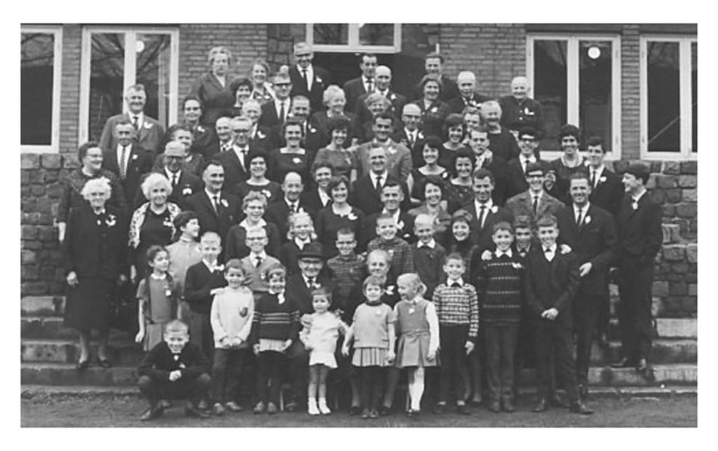 1963 - 18 November - Opa & Oma Janssen 50th Anniversary