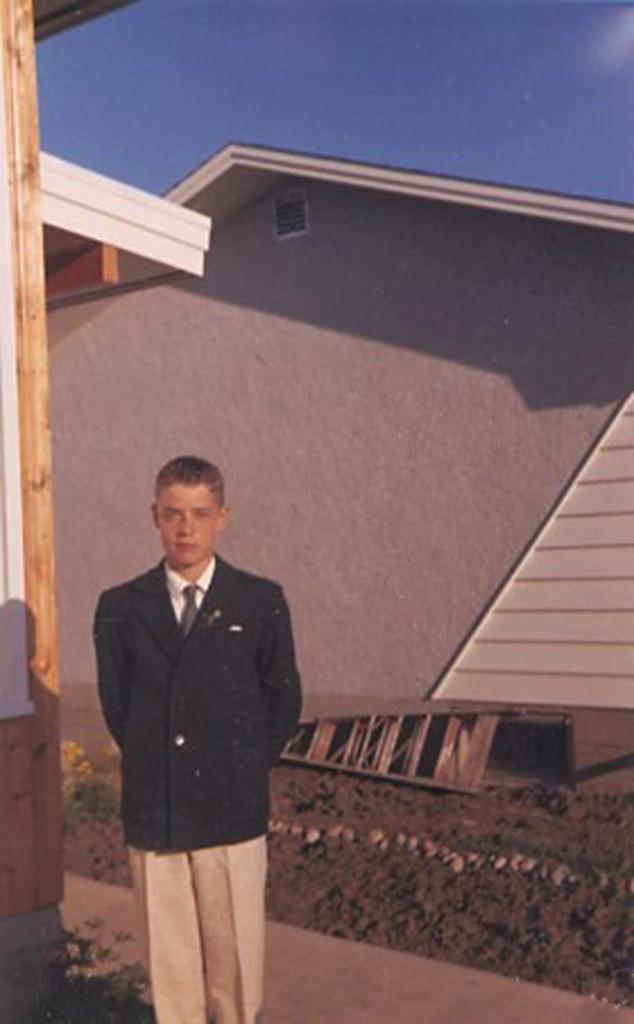 1965 - Grande Prairie – Paul and Dad